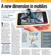 A new dimension in mobiles
